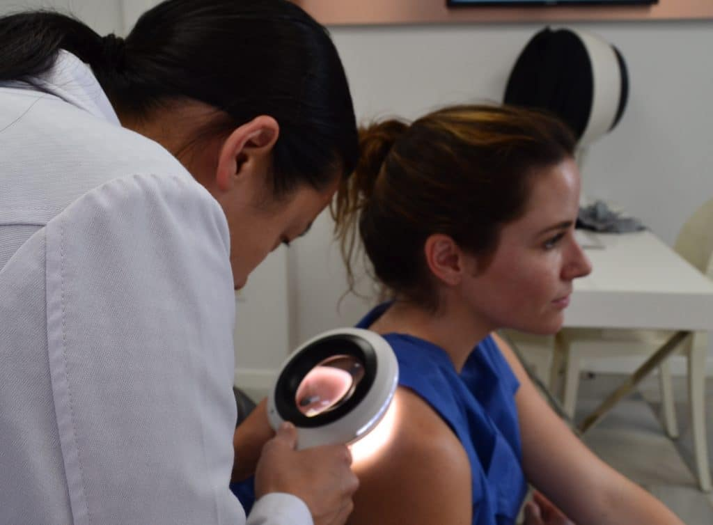 Skin Cancer Screening In New York City
