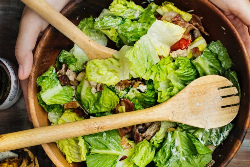 Build The Perfect Green Salad