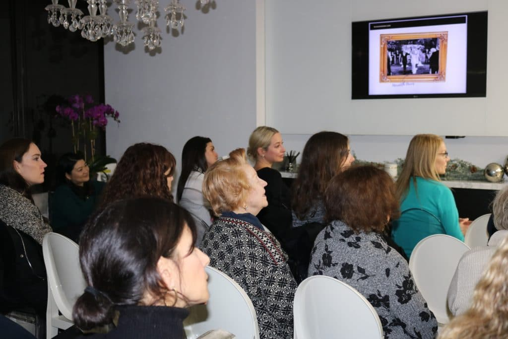 Russak Dermatology Wellness Event