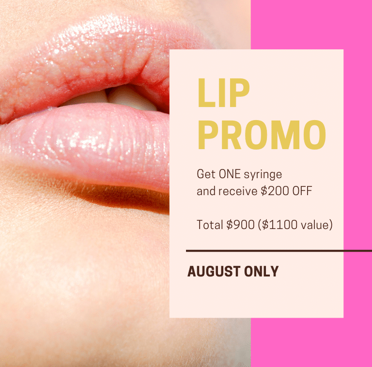 Russak Lip Promotion August 2019