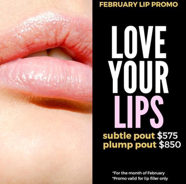 russak lip promo february