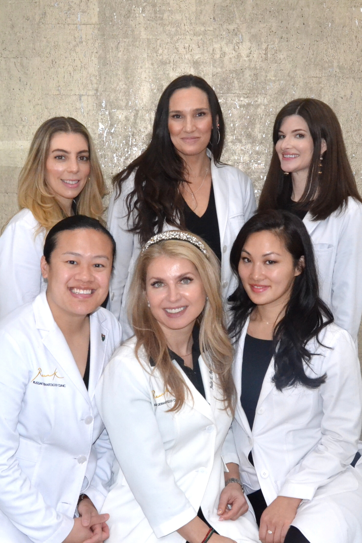 Female Aesthetic Providers Russak Dermatology