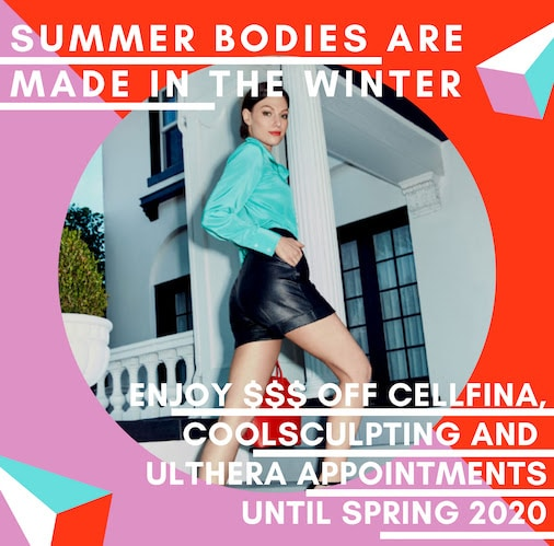 Summer Bodies Are Made In Winter!