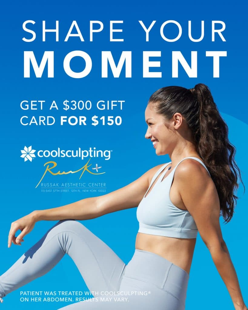 CoolSculpting Giftcards