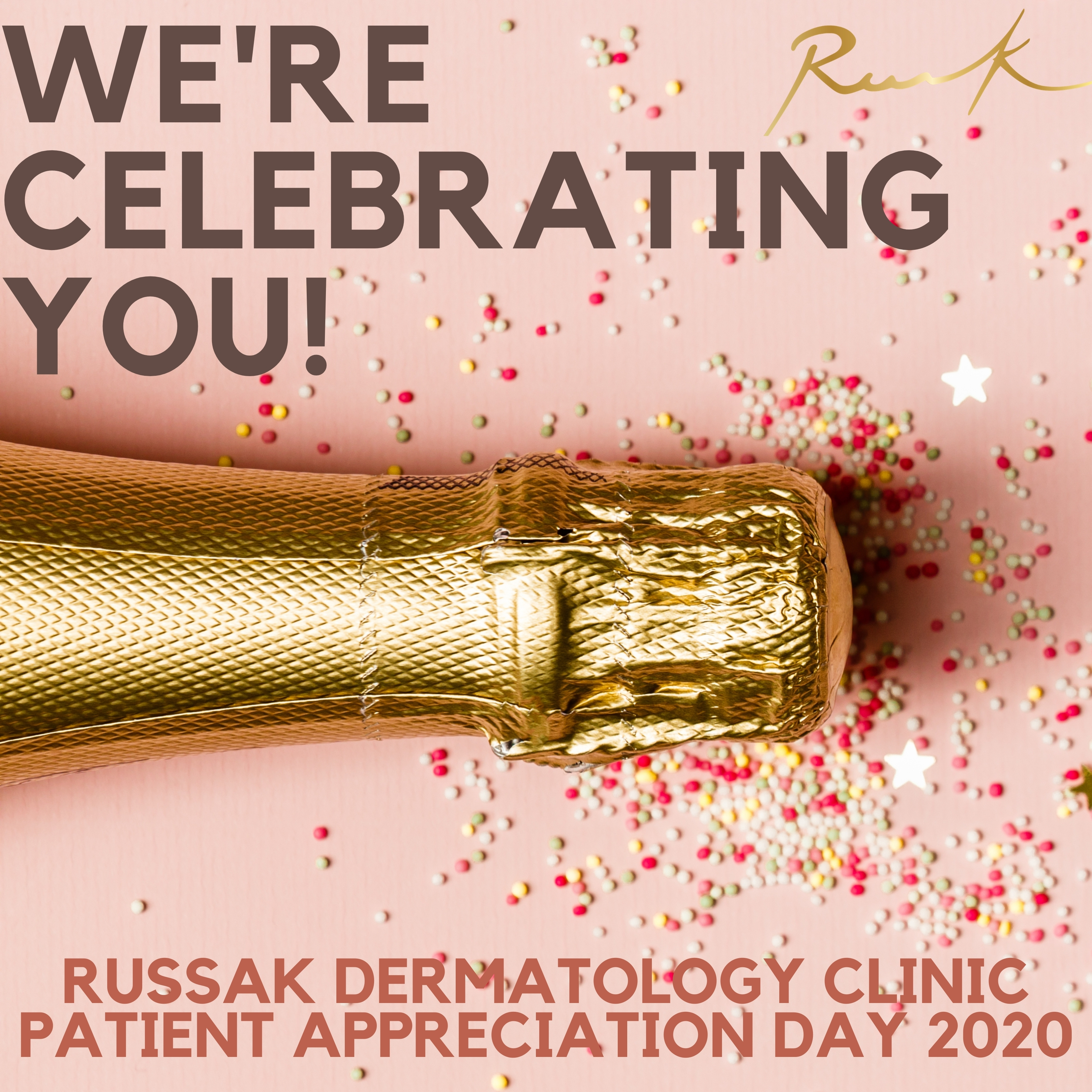 Patient Appreciation Day is Back on Wednesday, October 28th!